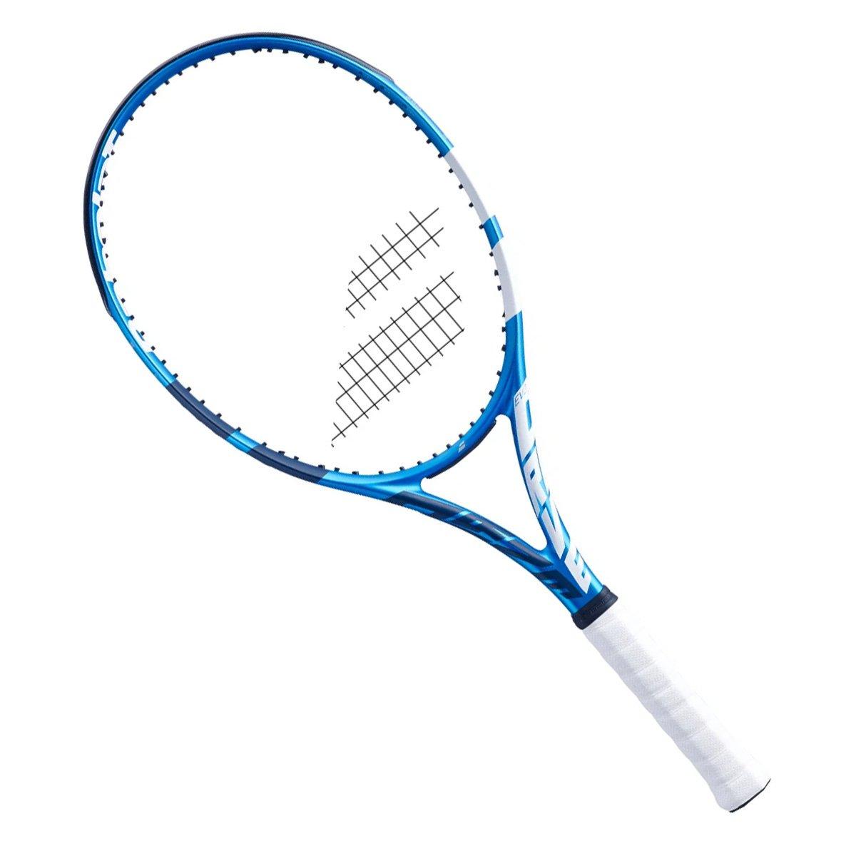 Raquete de Tênis Babolat Evo Drive Azul 16x17 270g 2021 L2