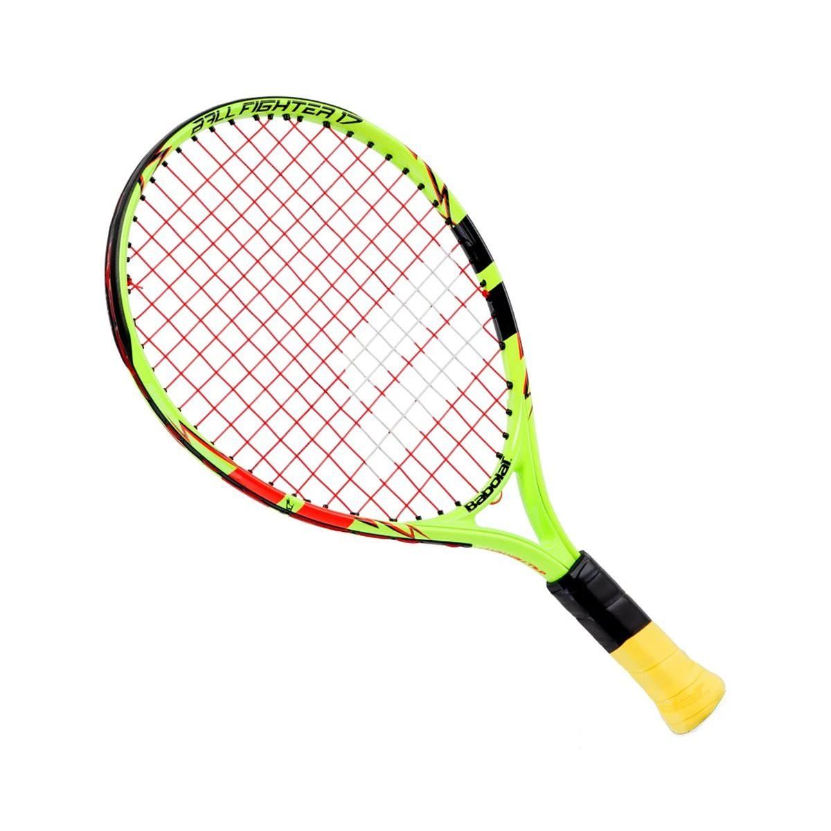 Raquete de Tenis Babolat Infantil 17  Verde Ball Fighter