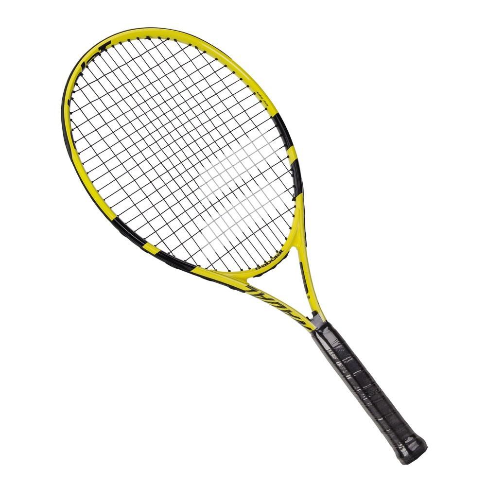 Raquete de Tênis Babolat Junior 26 Nadal 2020 Amarelo/Preto
