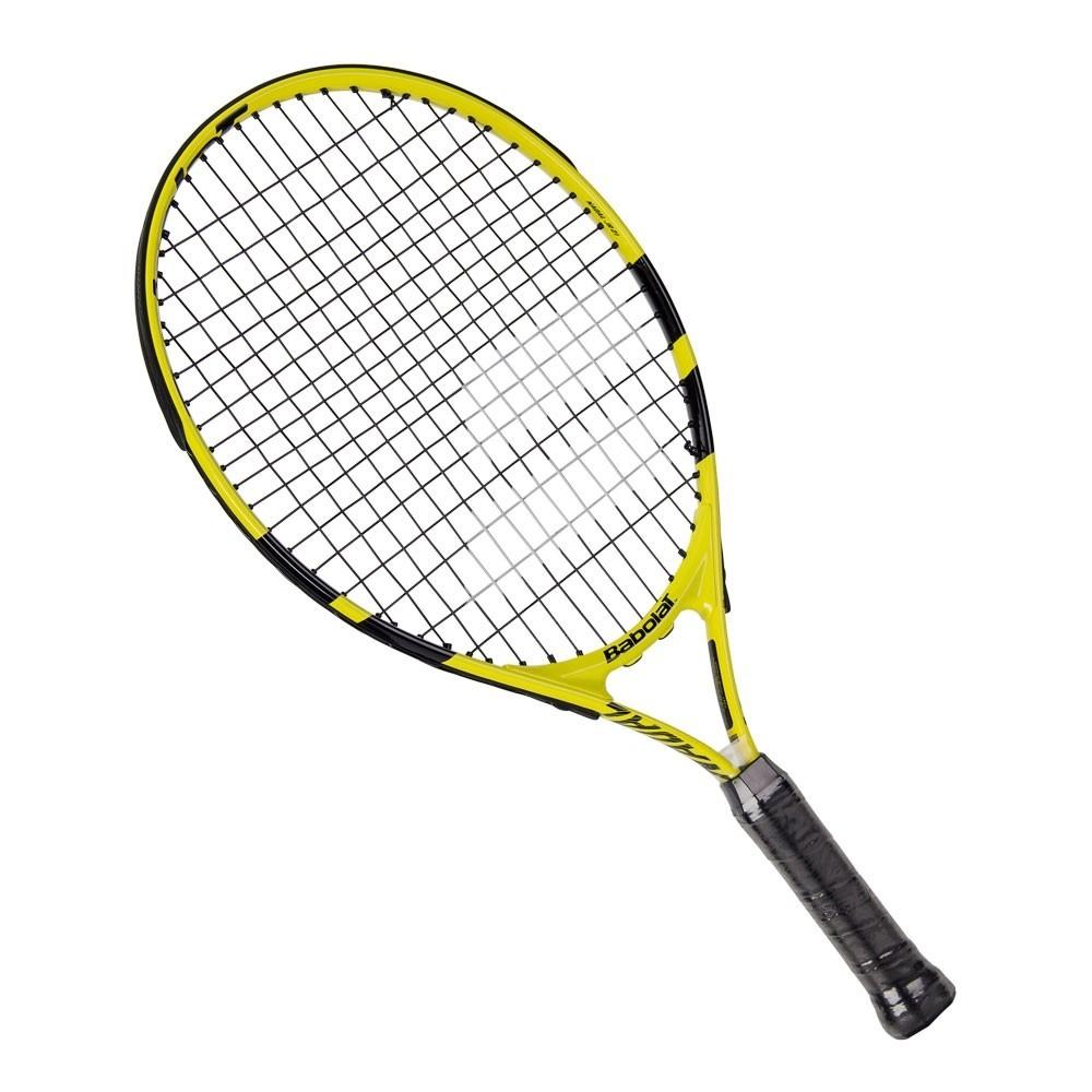 Raquete de Tênis Babolat Nadal Junior 23 2020 Amarela e Preta