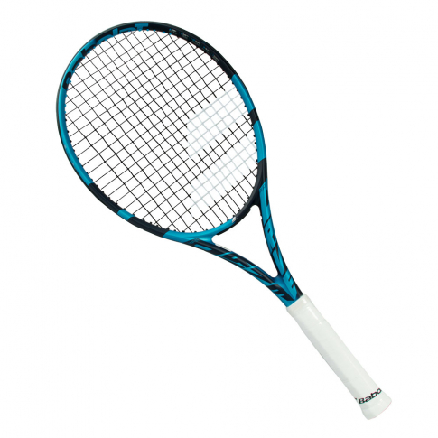 Raquete de Tênis Babolat Pure Drive Team Azul 285g - 2021