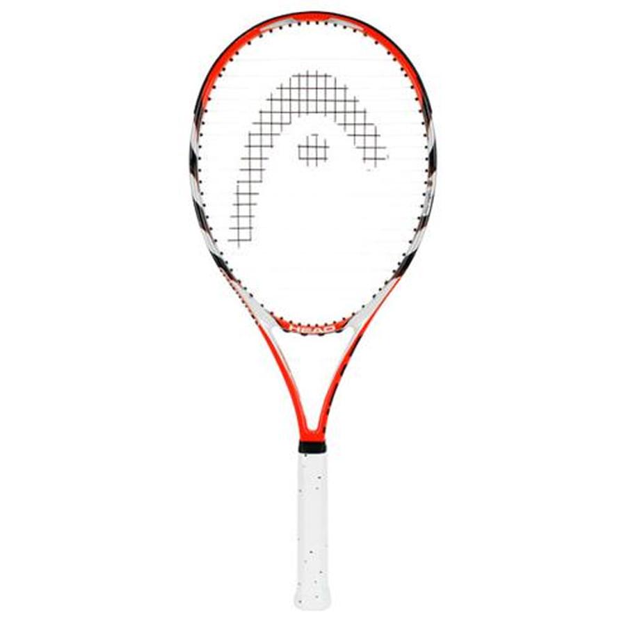 Raquete de Tenis Head Microgel Radical Oversize Laranja L3