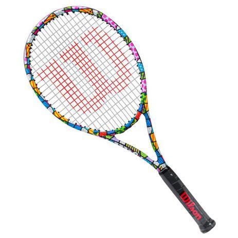 Raquete de Tenis Wilson Clash 100 Romero Britto empunhadura:L3