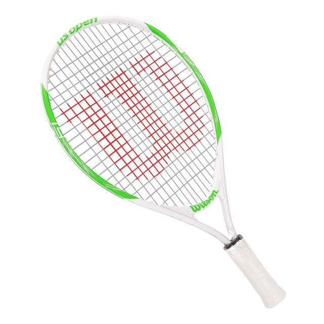 Raquete de Tênis Wilson US Open 19 Verde e Branco