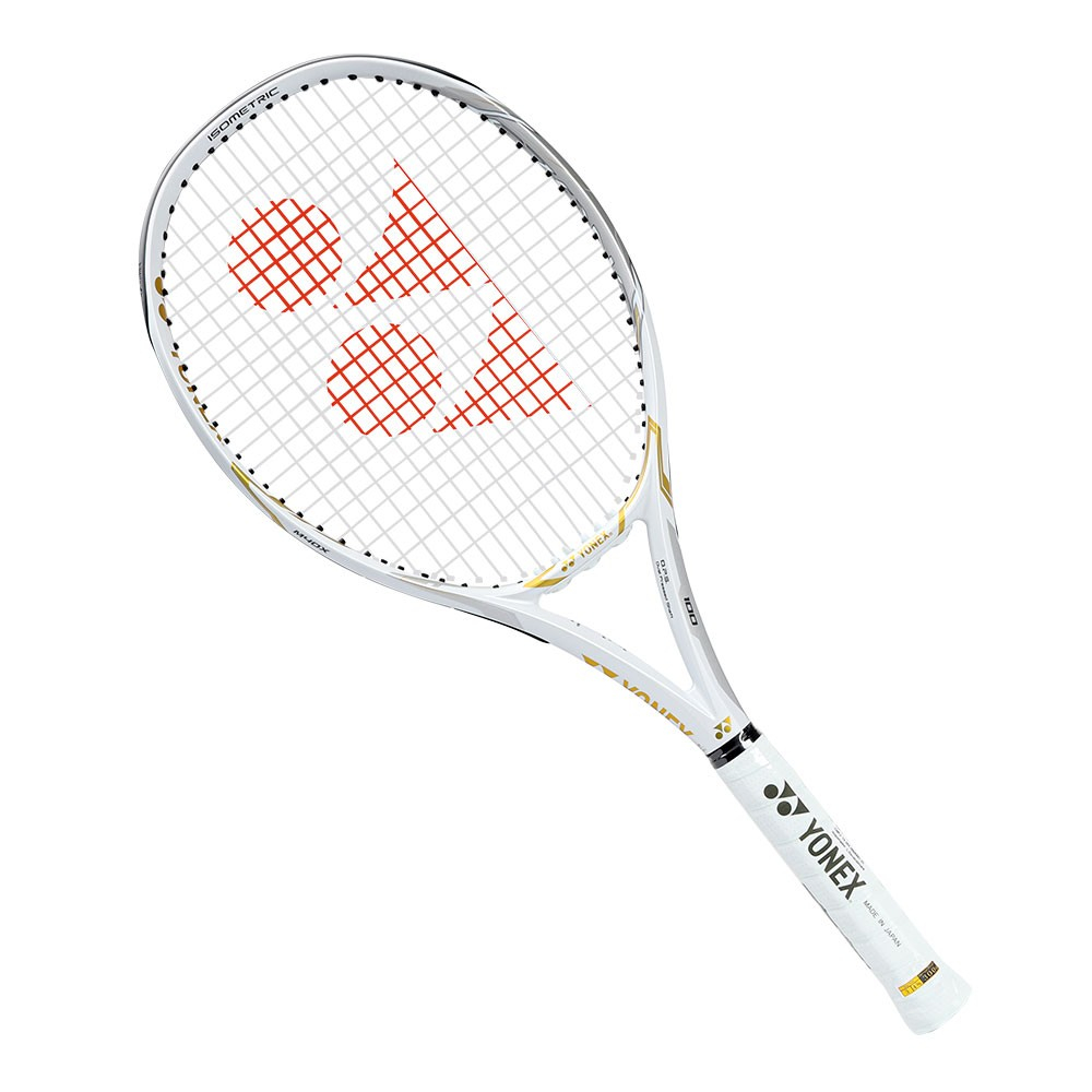 Raquete de Tênis Yonex Ezone 100 Branca 300g