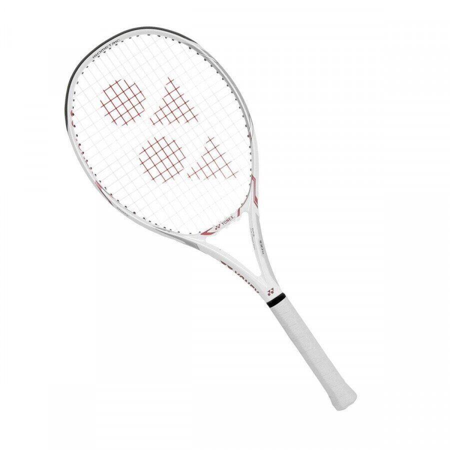 Raquete de Tênis Yonex Ezone 100SL Branca 16x19 270g