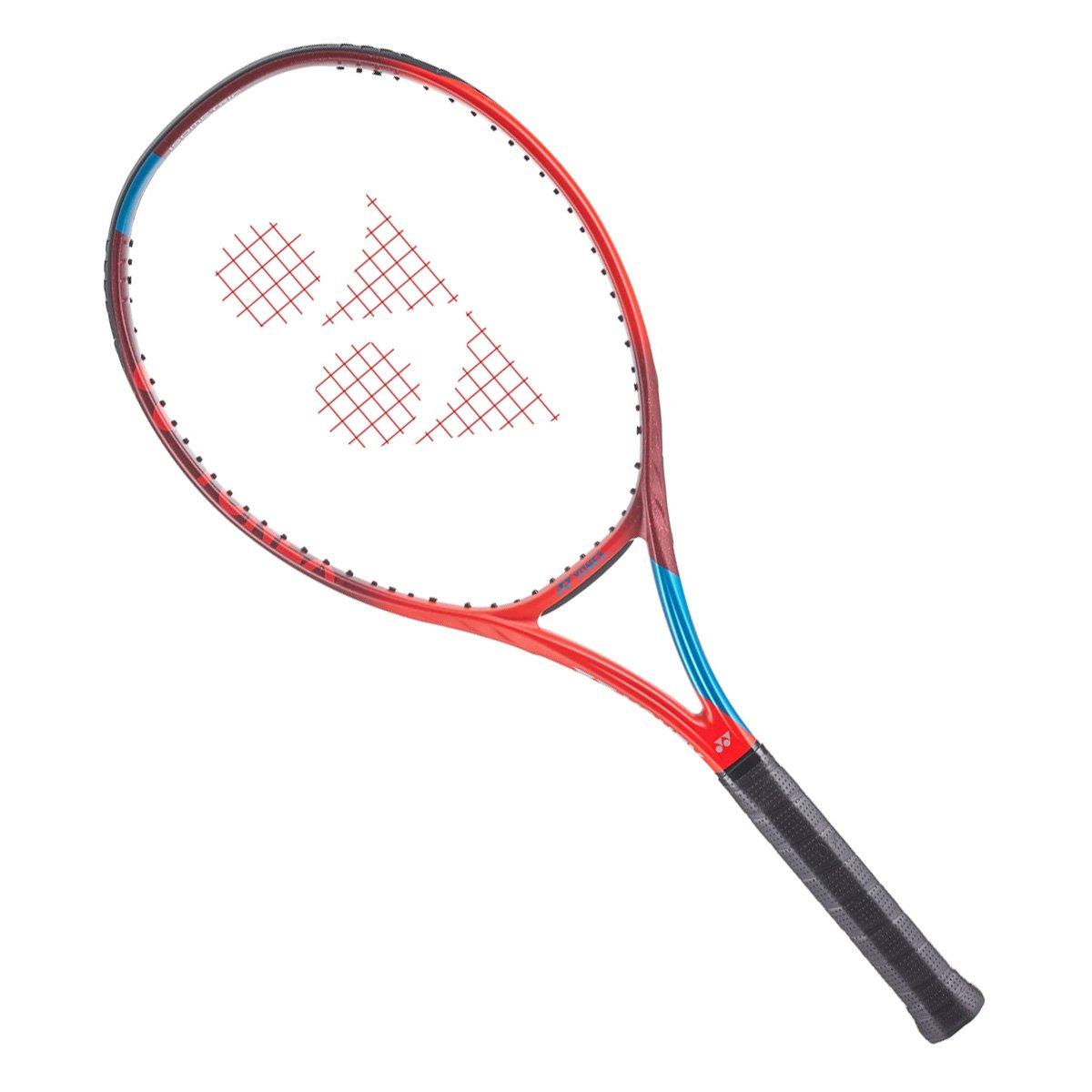 Raquete de Tênis Yonex Vcore 100 300g 2021 Vermelha