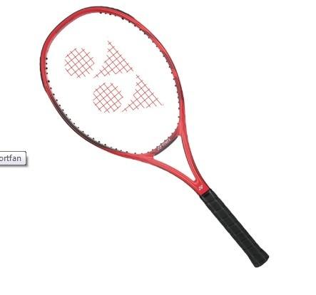 Raquete de Tênis Yonex Vcore 95 310g Vermelha L3