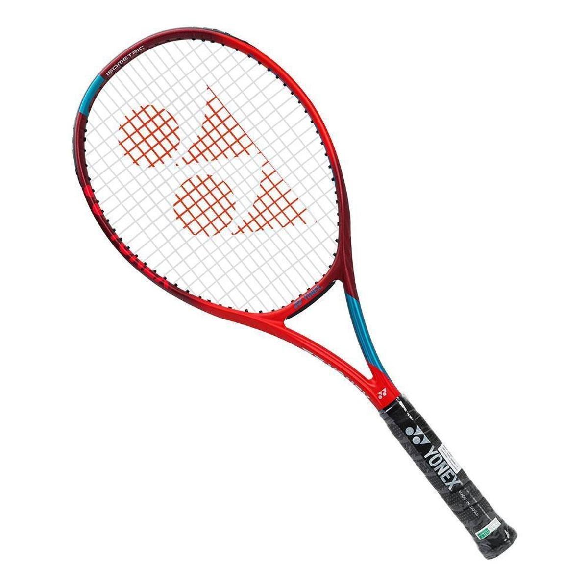 Raquete de Tênis Yonex Vcore 98 305g 2021 Vermelha