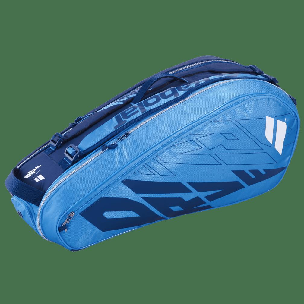 Raqueteira Babolat Pure Drive X6 Azul - 2021