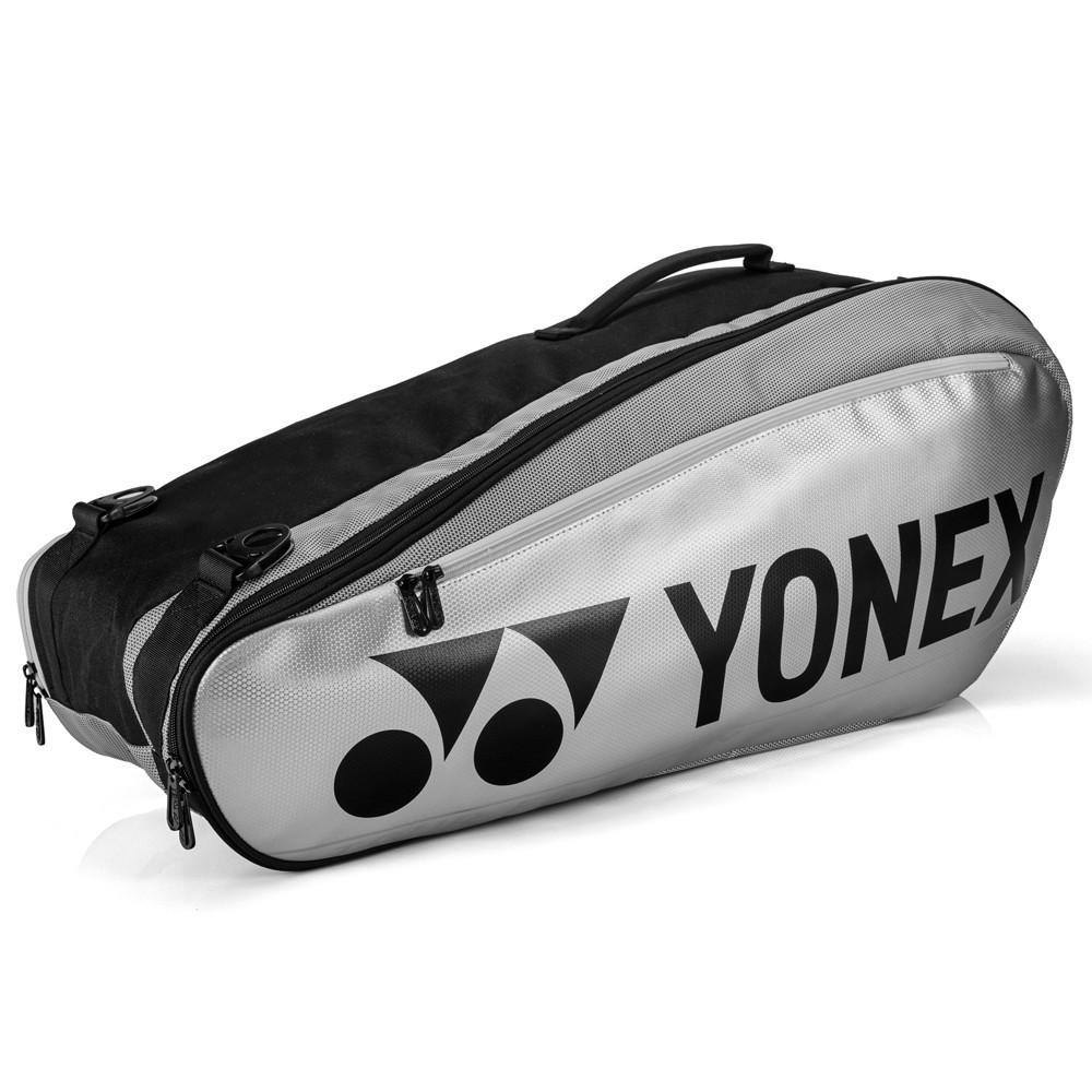 Raqueteira Yonex Pro X6 92026EX Prata