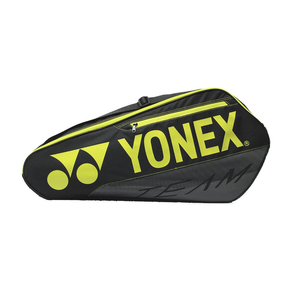 Raqueteira Yonex Team X3 Preto 2021