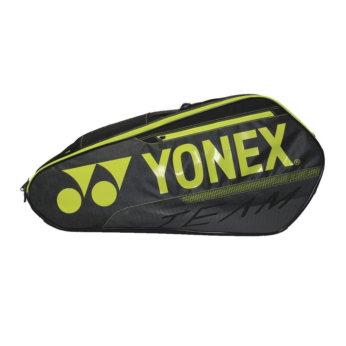 Raqueteira Yonex Team X6 Preto 2021
