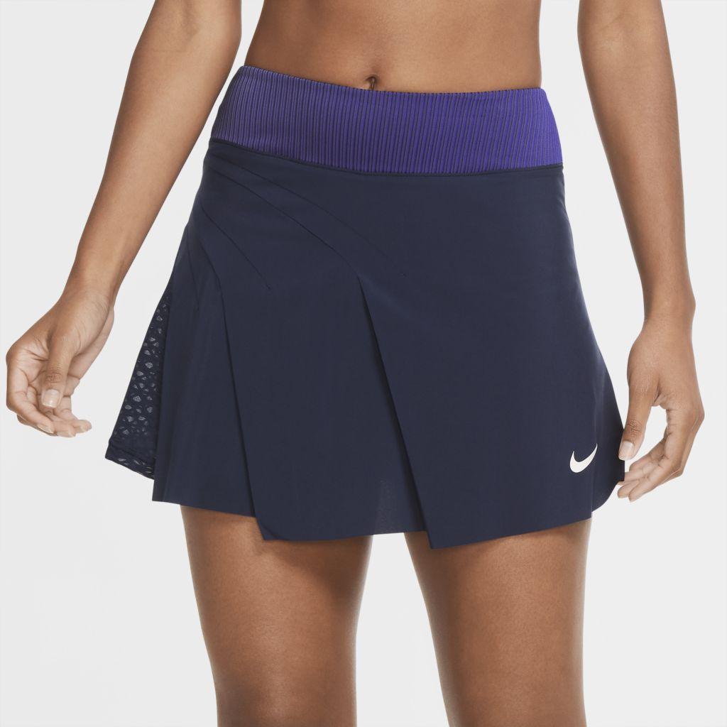 Saia Short Nike Court Adv Slam Marinho