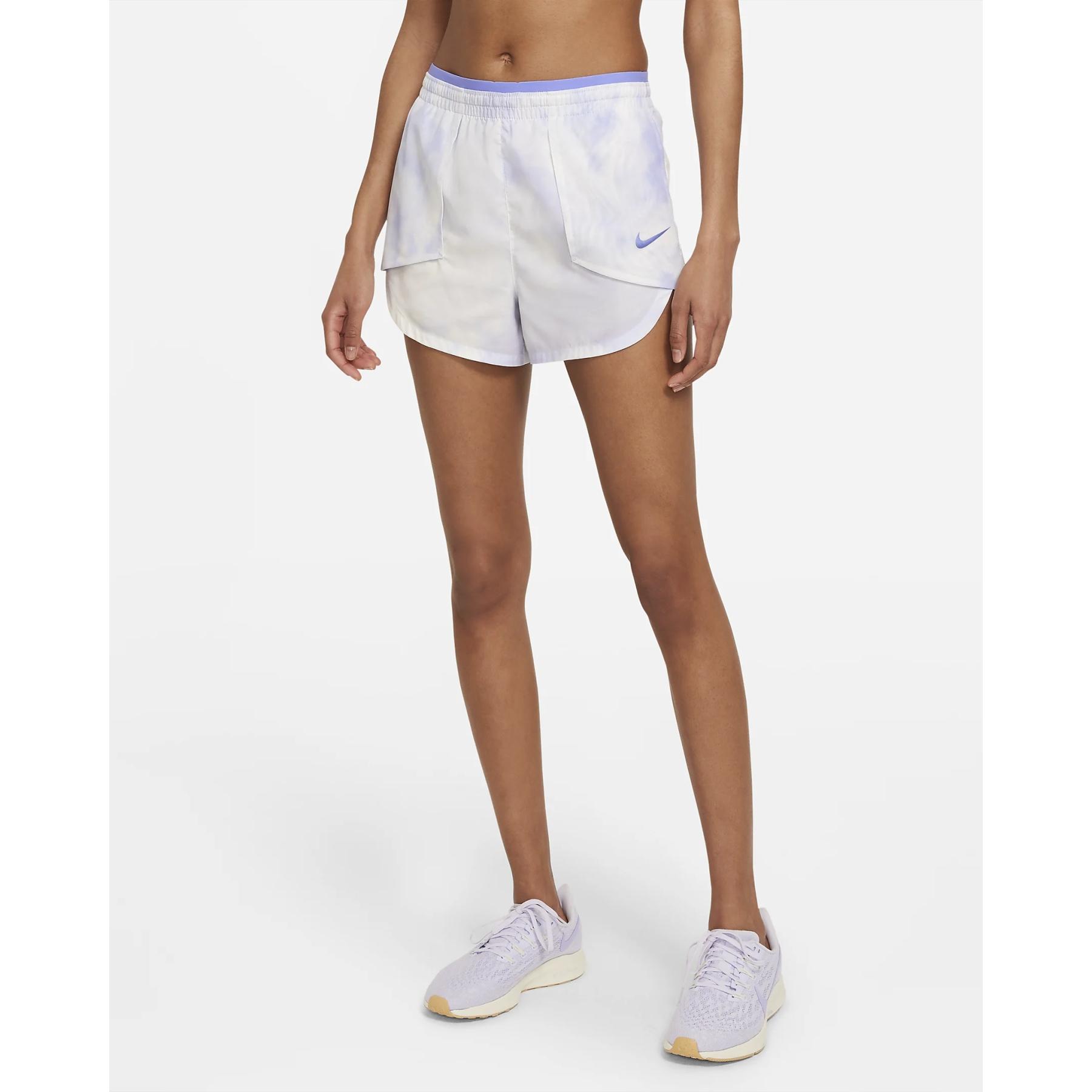 Short Nike Feminino Tempo Luxe Icon Clash