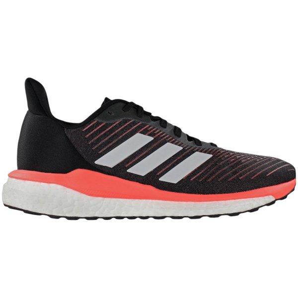 Tênis Adidas Solar Drive Preto e Vermelho