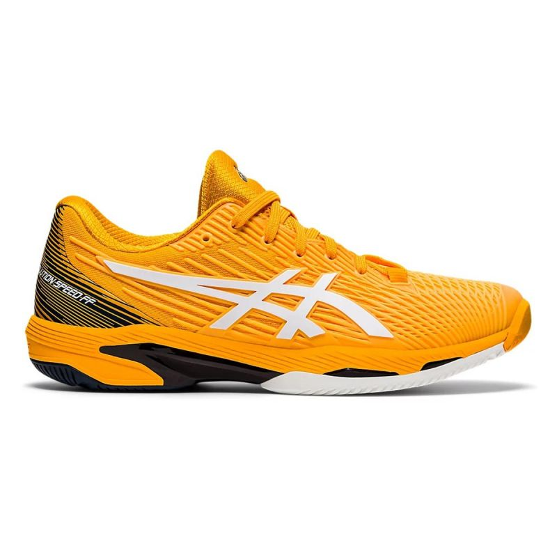 Tênis Asics Solution Speed FF 2 All Court Amarelo