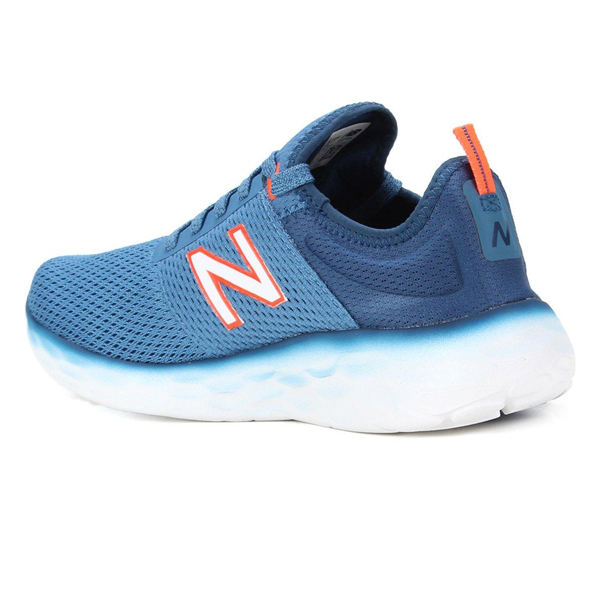 Tênis New Balance Masculino Fresh Foam SPT Azul