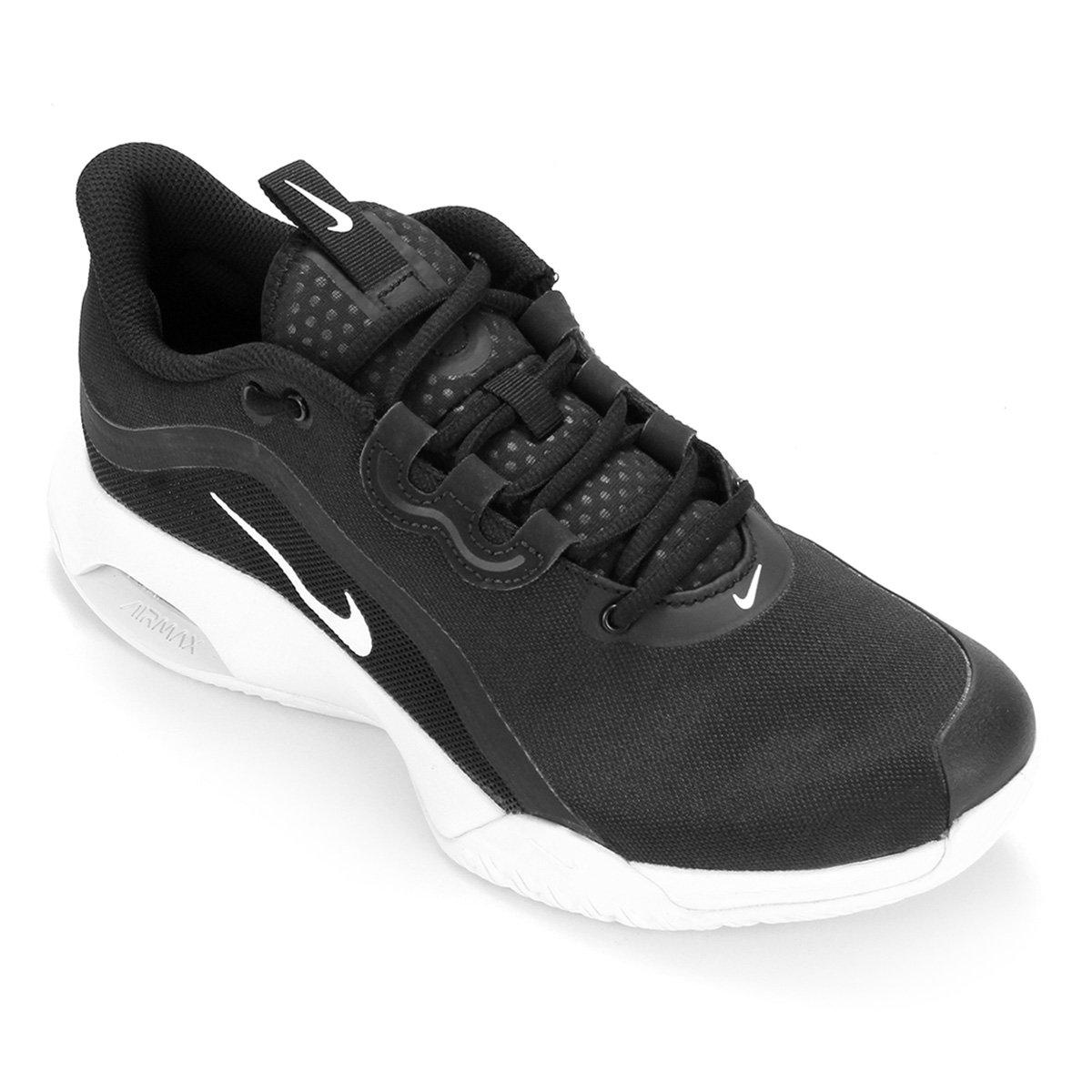 Tênis Nike Air Max Volley Feminino Preto e Dourado