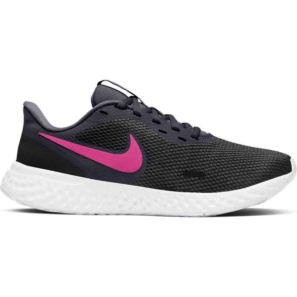 Tênis Nike Revolution 5 Feminino Preto