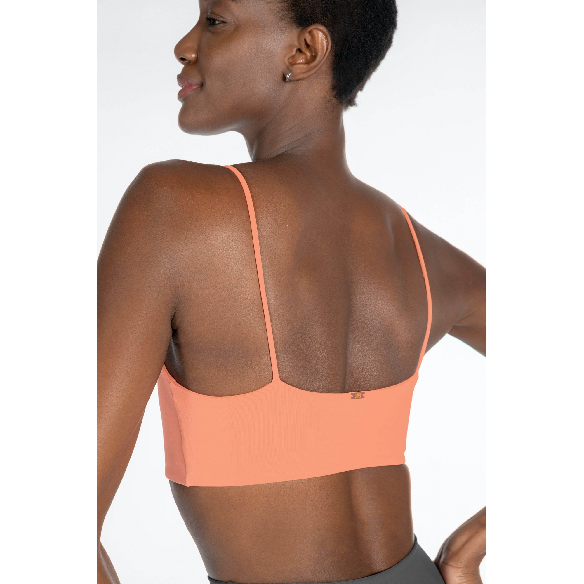 Top Live Body Curve Essential Coral
