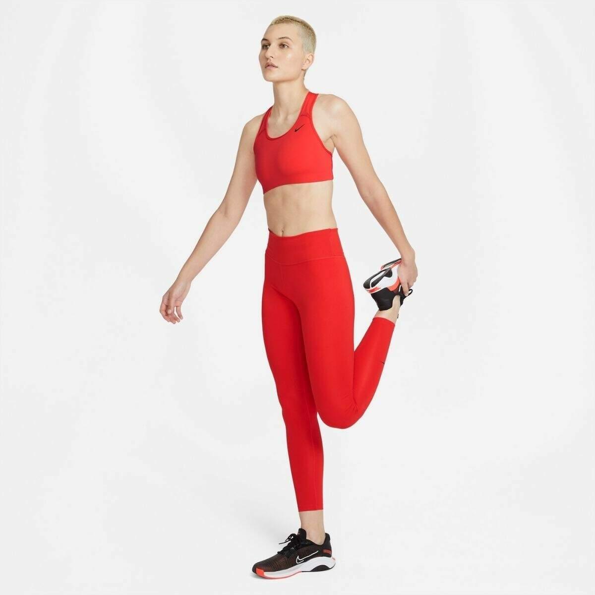 Top Nike Feminino Generico Laranja