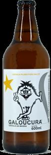 Cerveja Pilsen Galoucura - Garrafa 600ml