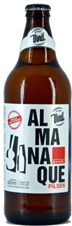 Vinil Almanaque - Pilsen Não Filtrada - Garrafa 600ml