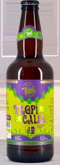 Vinil Tropicália Lado B - Hop Wheat - Garrafa 500ml