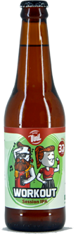Vinil Workout - Session IPA - Garrafa 355ml