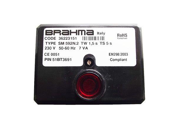 Programador Brahma SM 592N.2