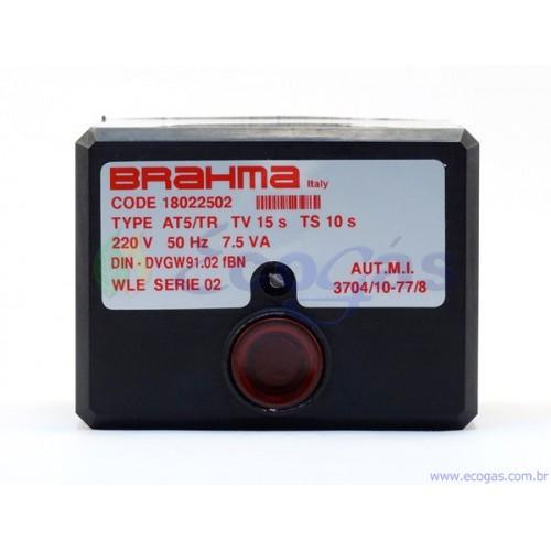 Programador de Chama Brahma AT5/TR