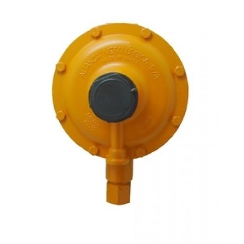 Reguladora de pressão de gás Laranja 50Kg