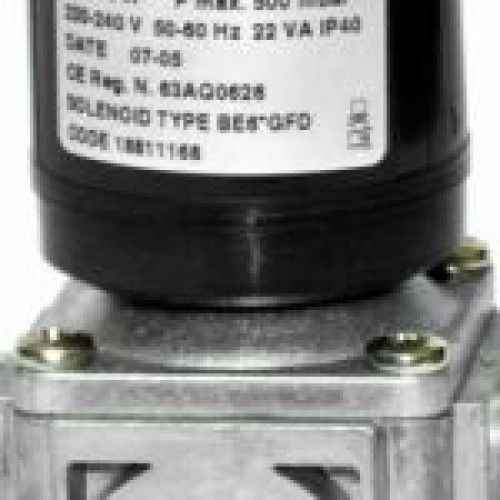 "Válvula solenóide Brahma modelo: EV EG30 S GMO 1"""