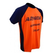 Camisa Camisa Manga Curta Armor Running