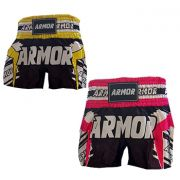 Short Muay Thai Armor Fight Tribal
