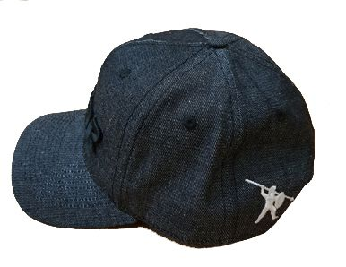 Boné Armor Fight - Brim bordado Preto