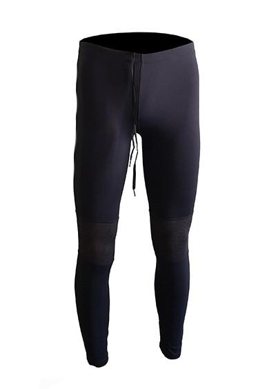 Calça Legging Esportiva Masculina com detalhes no joelho