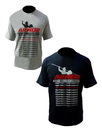 Camisa Armor Fight Logo Equipment Performance