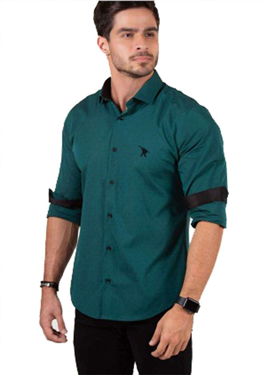 Camisa Social Armor Fight Slim
