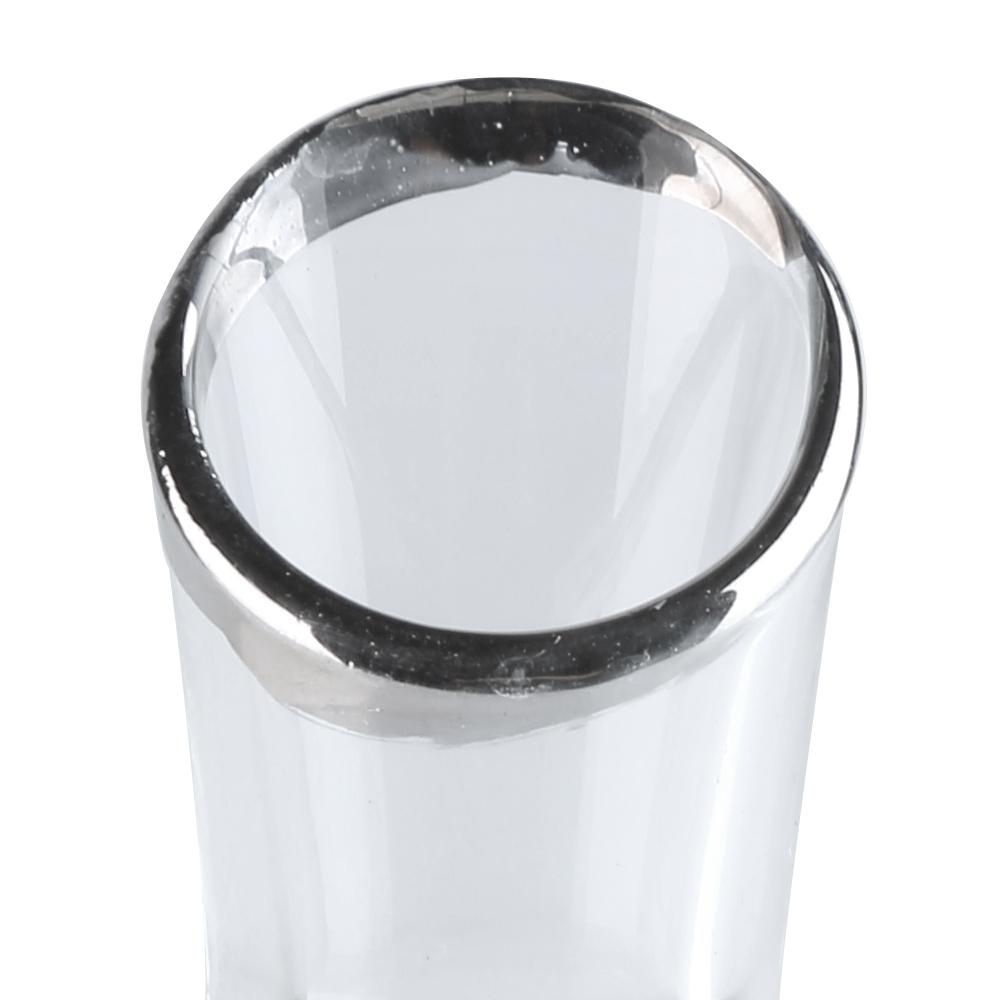 Aerador em vidro transparente D7xA10,6cm