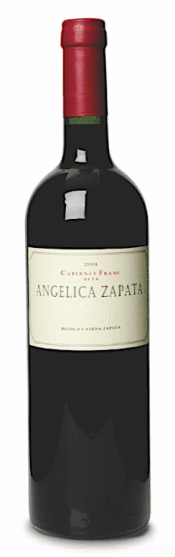 ANGELICA ZAPATA CABERNET FRANC 2015 (TTO) (CATENA ZAPATA)