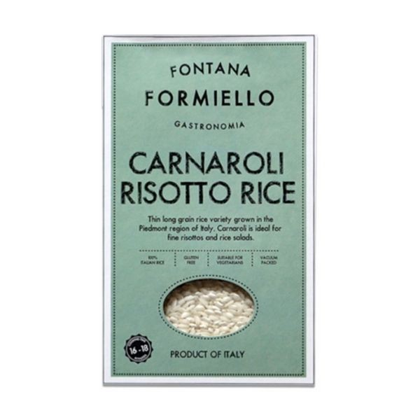 Arroz Carnarolli 1KG - FORMIELLO
