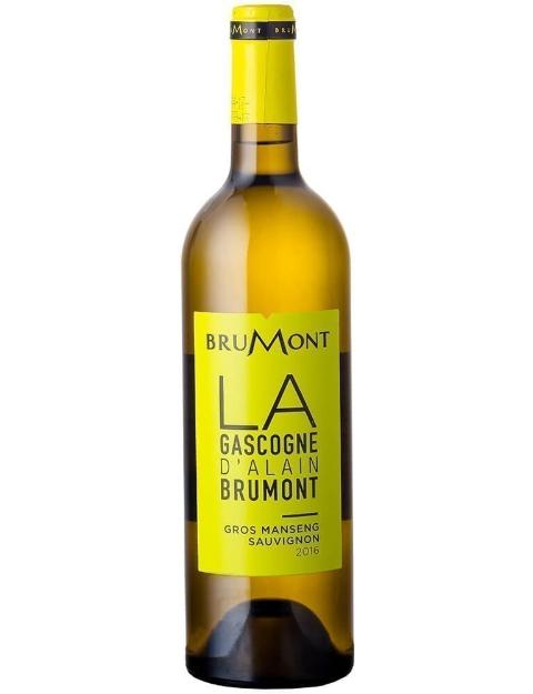 BRUMONT - GROS MANSENG SAUVIGNON BCO
