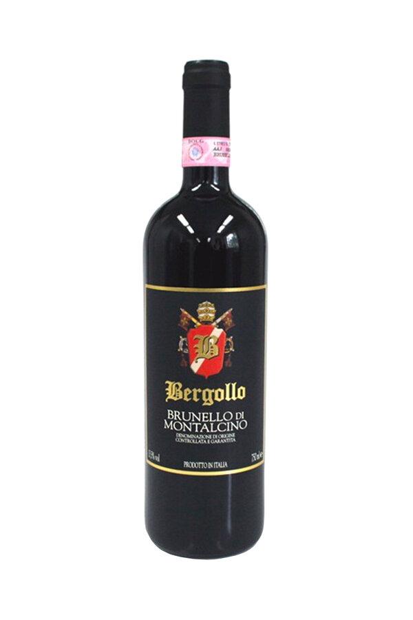 BRUNELLO DE MONTALCINO BERGOLLO  2015 - 750ML