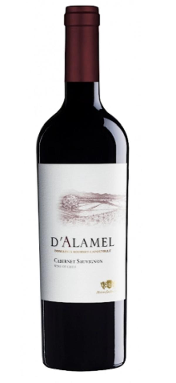 D ALAMEL CABERNET SAUVIGNON 2015 (TTO) (LAPOSTOLLE)