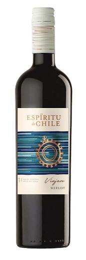 ESP DE CHILE CLASSIC VIAJERO MERLOT 750ML