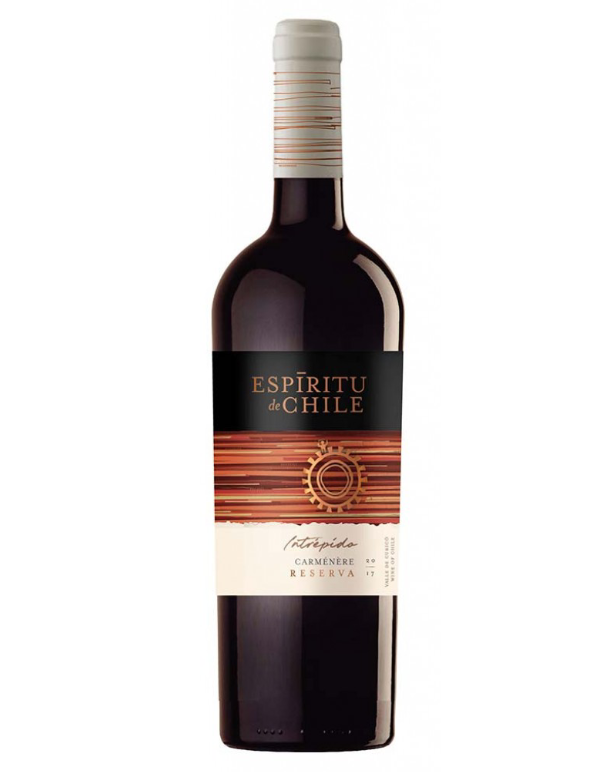 ESP DE CHILE INTREPIDO RESERVA CARMENERE 750ML