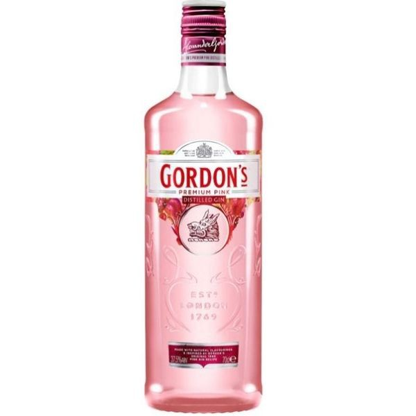 GIN GORDONS PINK 750 ML