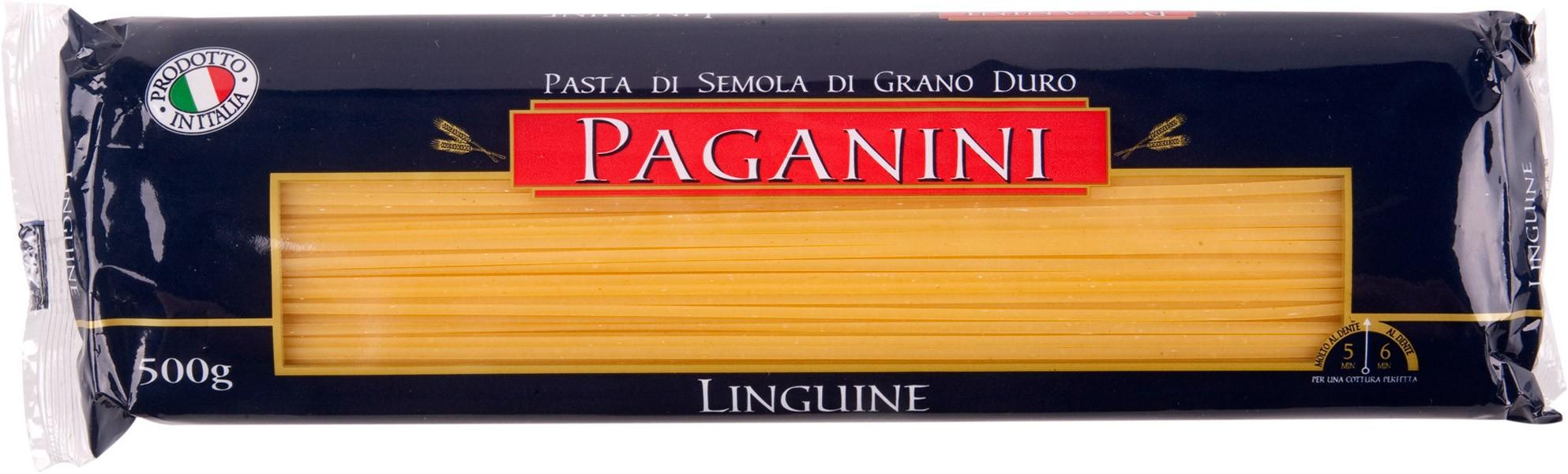 LINGUINE PAGANINI